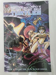 TEENAGE-MUTANT-NINJA-TURTLES-32-1990-MIRAGE-STUDIOS-EASTMAN-amp-LAIRD-1ST-PRINT