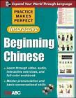Practice Makes Perfect Interactive: Beginning Chinese by Live Abc (Mixed media product, 2009)