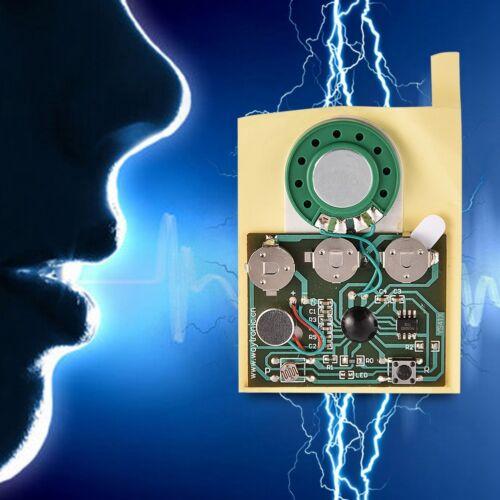 30S 0.5W Musik Aufnahmechip Soundmodul Sprachmodul Soundchip Module Recordable