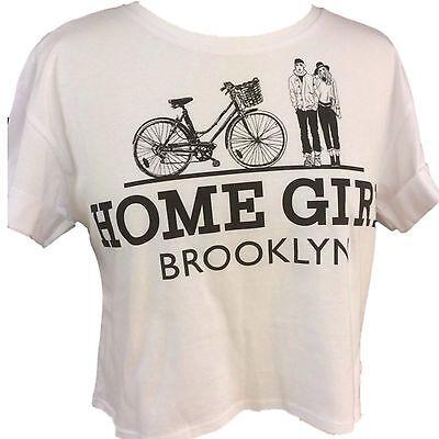 Young Girls Diamante Trim Zebra Printed Cap Sleeve T-Shirt Top