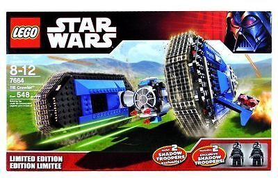 LEGO® Star Wars  7664 TIE Crawler  NEU ungeöffnet