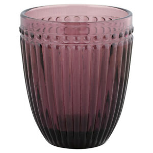 Greengate-DK-Set-of-2-Water-Glasses-In-Alexa-Plum