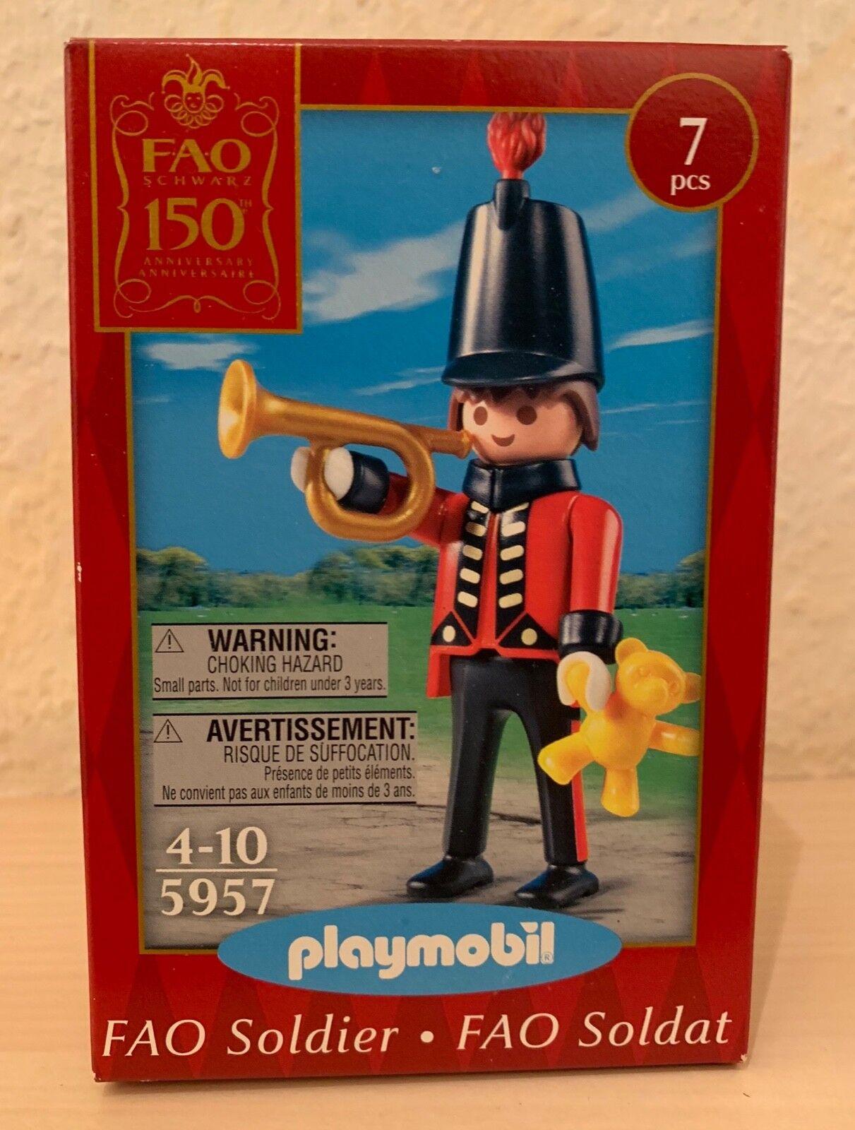Playmobil Playmobil Playmobil Special 5957 - FAO Schwarz - NEU OVP  | Elegant und feierlich  03ab88