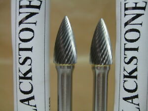 Lot 2 Usa 3 8 Quot Carbide Bur Rotary Aluminum Cutting
