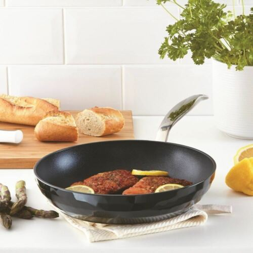 Black Diamond Chef Induction Frying Pan Egg Fry Non Stick Professional Cooking