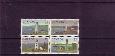 Briefmarken Diplomatisch Kanada Michelnummer 927-930 Postfrisch übersee:9894