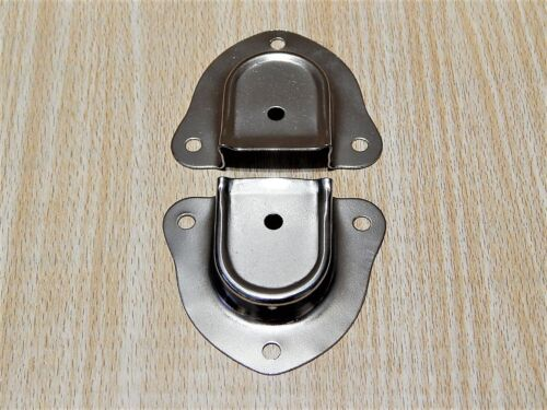 Handle Loop For Camel Back Trunk nickel Plated