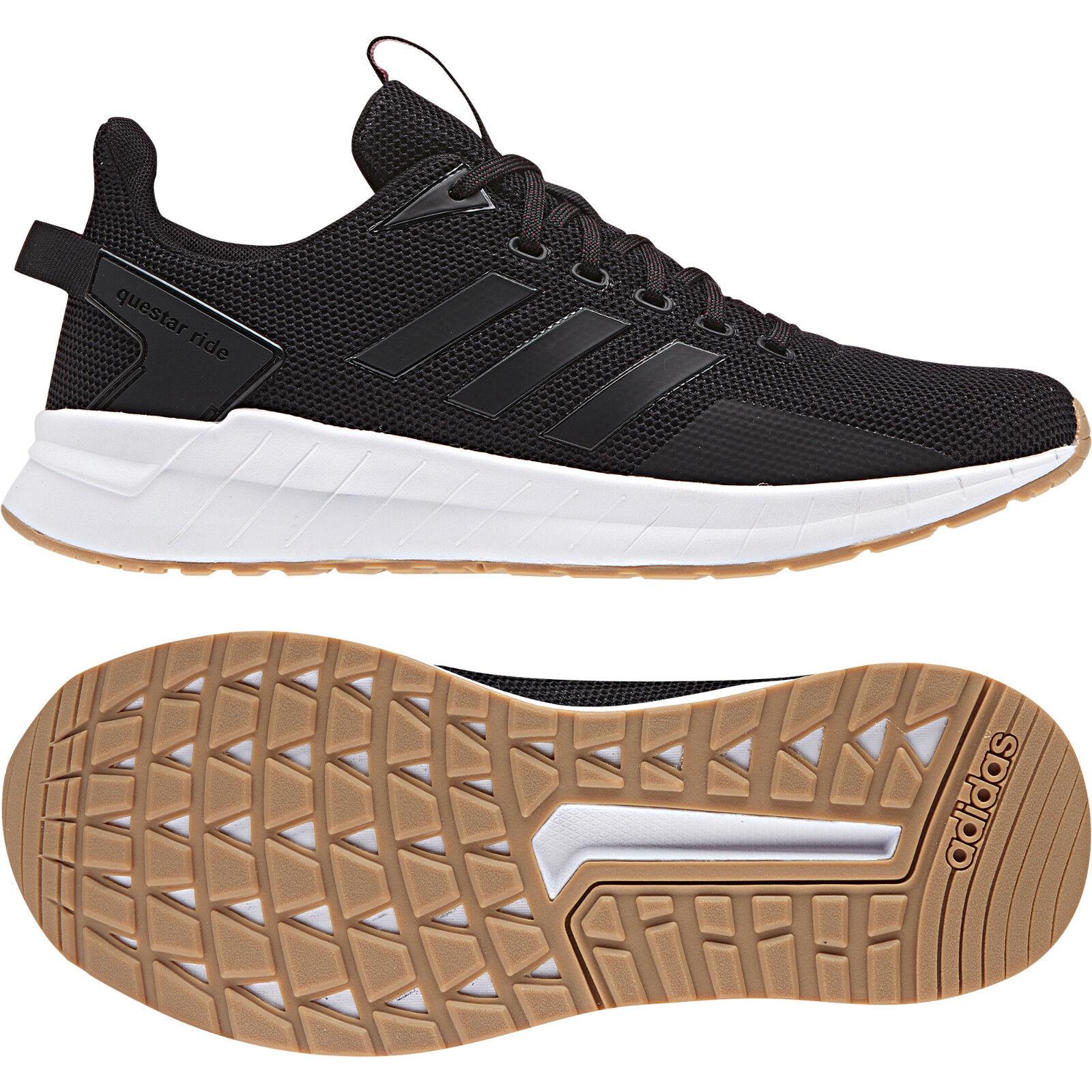 Adidas femmes Running Chaussures Questar Ride Cloudfoam Training noir Trainers B44832