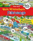 Mein Wimmelbuch Fahrzeuge mit Gucklöchern von Anne Suess (2012, Gebundene Ausgabe)