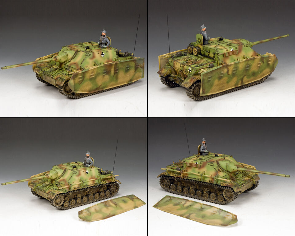 KING AND COUNTRY JagdPanzer Pz.Kpfw. IV L 70 Tank WH47 WH047