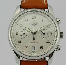 Longines Master Collection Chronogrpah Limited edition 310/0390 Automatic Steel