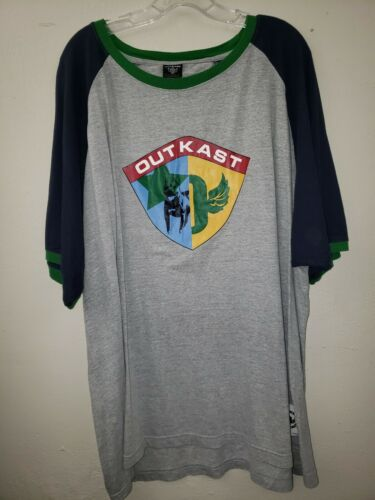 Men's Outkast Clothing Shirt 2XL
