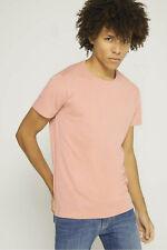 New Men/'s Size Banana Republic Dark Yellow Soft Wash Crew Neck T-Shirt NWOT L