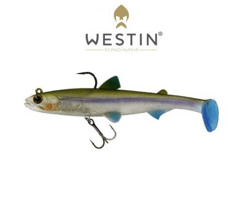 Westin leurres hypoteez 11,5 cm 24 g Ready truquées TEEZ pêche leurre sandre Appât