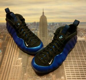 sale retailer f9627 d7e1b Image is loading Nike-Air-Foamposite-One-XX-20th-Anniversary-Royal-