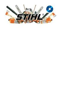 Details about Stihl Chainsaws Operators Service and Parts Manuals Digital  List 1