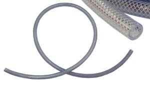 """Black 100 feet ATP Value-Tube NSF 61 LDPE Plastic Tubing 3//8/"""" ID x 1//2/"""" OD"""