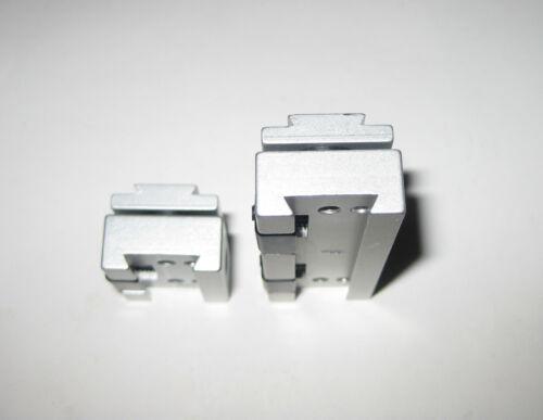 Gehmann Adjustable High sight base set Anschütz Feinwerkbau /& Walther