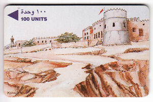 ASIE TELECARTE - PHONECARD .. BAHRAIN 100U GPT 3BAHC CHATEAU TOUR FORT 9o833vyY-09164104-579908090