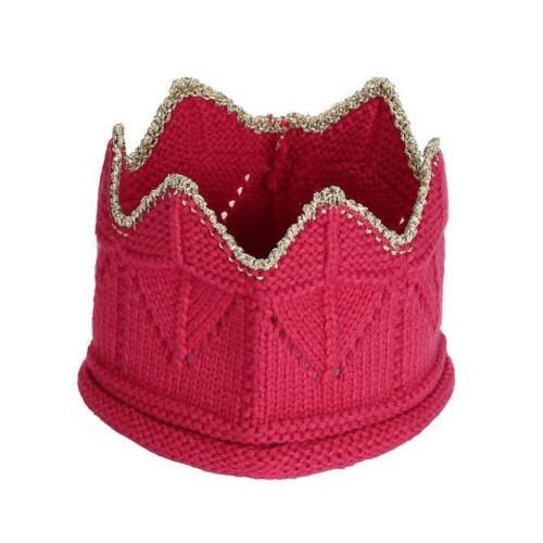 Cute Babys Hats Baby Girl Boy Headband Winter Warmer Knitting Hats Headband