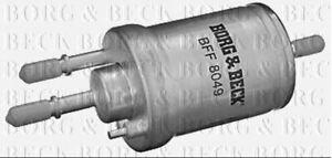 Borg-amp-Beck-Kraftstofffilter-Fuer-VW-Beetle-Neu-Benzinmotor-1-4
