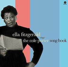 ELLA FITZGERALD - SINGS THE COLE PORTER SONGBOOK (LP Vinyl) sealed