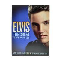 Elvis Presley Movie: The Great Performances Lot 1897678