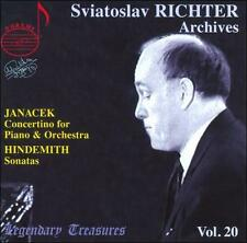 Richter Archives, Vol. 20, New Music