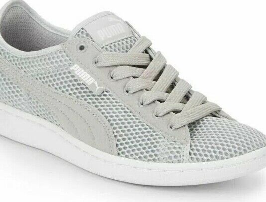 BNIB Puma Size 7 Ladies Pumps Trainers Summer Style Vikky Mesh FM