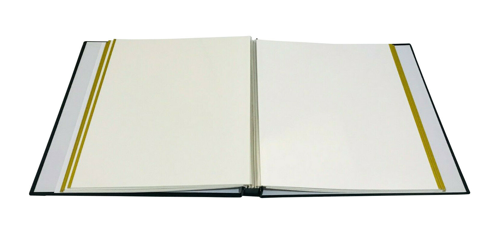 Large Self Adhesive Photo Album Hold Various Sized Picture Up to A4 WHITE