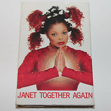 Janet Jackson Cassette Tape Got Til It's Gone Jay Dee's Revenge J-DILLA Q-Tip