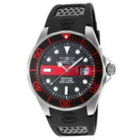 Invicta Pro Diver Fibre Carbon Dial Black Rubber Strap Men's Watch  - 14839