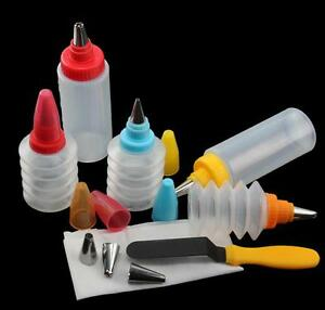 Cake Decorating Modelling Icing : Icing Cake Decorating Tool Piping Syringe Modelling Tools ...