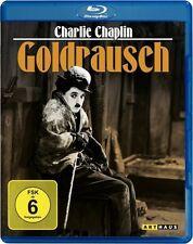 GOLDRAUSCH (Charlie Chaplin, Georgia Hale) Blu-ray Disc NEU+OVP