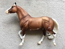 Retired Breyer Horse #1357 Big Chex to Cash Palomino Paint Smart Chick Olena