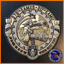 OIR B-52 379 EAMXS 20th Expeditionary Aircraft Maint. Unit PVC Patch Al Udeid AB