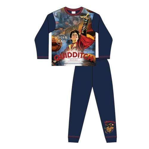 Garçons Harry Potter Pyjamas 5-12 Ans Grand Garçons Cadeau De Noël