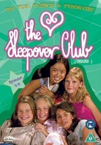 1 of 1 - The Sleepover Club: Series 1 - Volume 2 DVD (2006) Ashleigh Chisholm