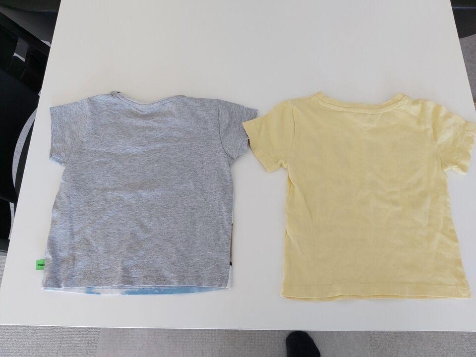 T-shirt, T shirt, Molo