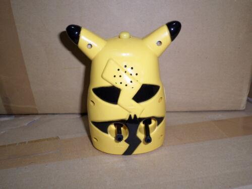 Pokemon Pikachu musical alarm clock