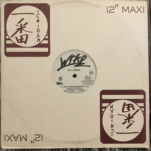 """MC BREED - I AIN'T TO BE FLEXED WITH (12"""")  1992!!  RARE!!!  FLASH TECHNOLOGY!!!"""