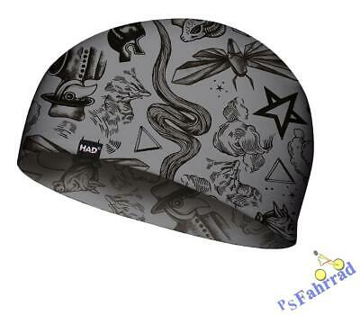 HAD SPLASHES TRAINING CAP HELM MÜTZE UNTERZIEHER HEAD WARMER UNDER COVER RUNNING