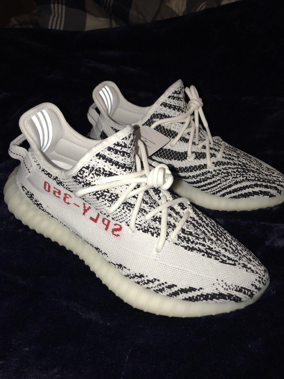 yeezy boost 350 v2 Zebra and Cream