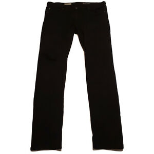 AG-Adriano-Goldschmied-Black-Super-Skinny-The-Legging-Jeans-Size-31-Petite