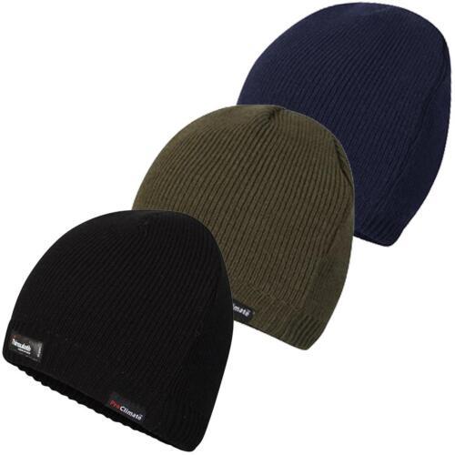 Proclimate Unisex Männer Frauen Wasserfest Windfest Thinsulate Beanie-Mütze
