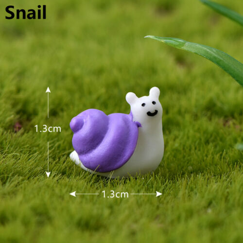 Landscape Doll House Fairy Garden Animal Figurines Miniature Rabbit Home Decor