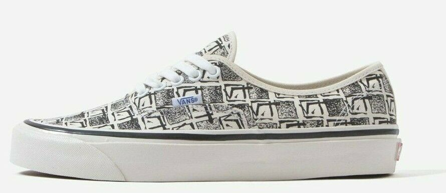 NEW AUTHENTIC 44 DX VANS - UK SIZE 7   ANAHEIM FACTORY OG WHITE
