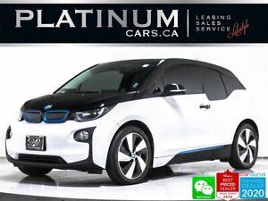 2014 BMW i Series ELECTRIC, NAV, CAM, PARKING, HEATED, KEYLESS, BT