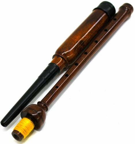Rosewood Bagpipe Practice Chanter 2 REEDS