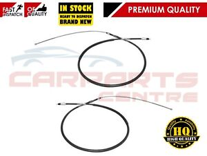 Details about FOR BMW E60 REAR PARKING HAND BRAKE HANDBRAKE CABLE LEFT  RIGHT PAIR CABLES